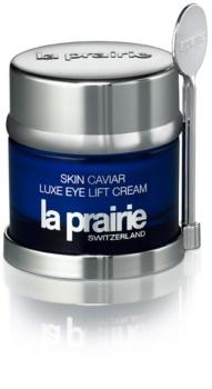 La Prairie Skin Caviar oční zpevňující krém proti otokům a tmavým kruhům