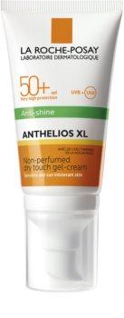 La Roche-Posay Anthelios XL gel-crema cu efect matifiant fara parfum SPF 50+
