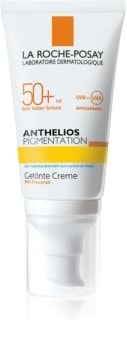 La Roche-Posay Anthelios Pigmentation ochranný tónovací krém proti pigmentovým škvrnám SPF 50+