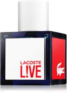 Lacoste Live toaletná voda pre mužov