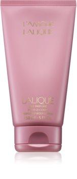 Lalique L'Amour telové mlieko pre ženy