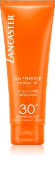 Lancaster Sun Sensitive latte abbronzante per pelli sensibili SPF 30