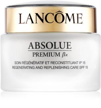 Lancôme Absolue Premium ßx feszesítő és ránctalanító nappali krém SPF 15