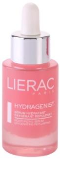 Lierac Hydragenist okysličující hydratační sérum proti prvním známkám stárnutí pleti