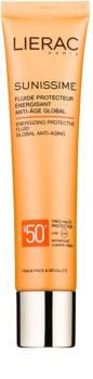 Lierac Sunissime energizujúci ochranný fluid SPF 50+