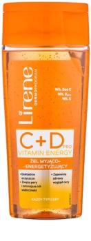 Lirene C+D Pro Vitamin Energy gel detergente energizzante