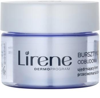 Lirene Rejuvenating Care Restor 60+ crema antirughe intensa per ripristinare la fermezza della pelle
