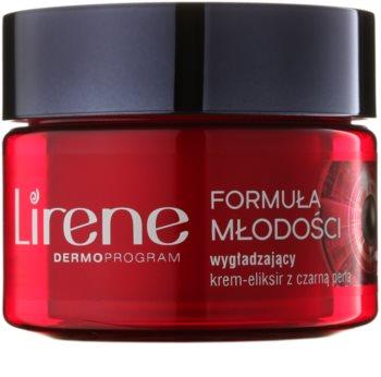 Lirene Youthful Formula 35+ crema notte lisciante antirughe