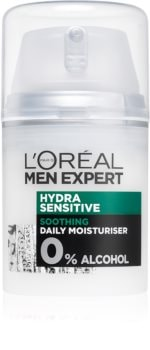 L'Oréal Paris Men Expert Hydra Sensitive crema lenitiva e idratante per pelli sensibili