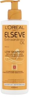 L'Oréal Paris L'Oréal Paris Elseve Extraordinary Oil Low Shampoo ochranný krém na umývanie pre veľmi suché vlasy