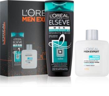L'Oréal Paris Men Expert Hydra Sensitive kosmetická sada I. pro muže