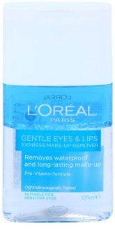 L'Oréal Paris Gentle struccante occhi e labbra per pelli sensibili