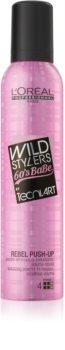 L'Oréal Professionnel Tecni.Art Wild Stylers tvarující pěna pro vlasy bez objemu
