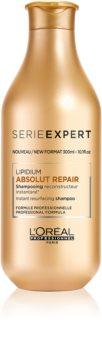 L'Oréal Professionnel Serie Expert Absolut Repair Lipidium vyživujúci šampón pre veľmi poškodené vlasy