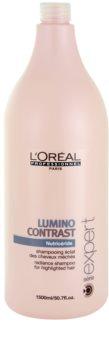 L'Oréal Professionnel Série Expert Lumino Contrast vyživujúci šampón pre melírované vlasy