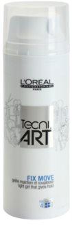L'Oréal Professionnel Tecni.Art Fix Move Lightweight Gel For Fixation And Shape