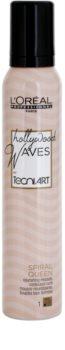 L'Oréal Professionnel Tecni.Art Hollywood Waves pěnové tužidlo pro pružnost vln