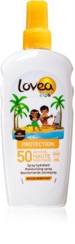 Lovea Kids Protection ochranné mlieko pre deti na opaľovanie