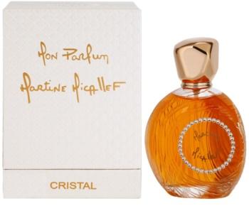 M. Micallef Mon Parfum Cristal Eau de Parfum für Damen