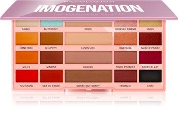 Makeup Revolution Imogenation paleta očních stínů