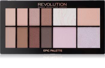 Makeup Revolution Epic Day multifunkčná paleta