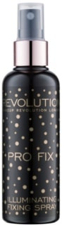 Makeup Revolution Pro Fix spray fissante illuminante