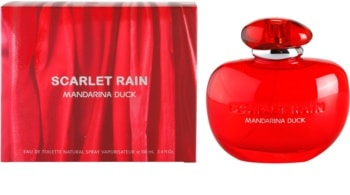 Mandarina Duck Scarlet Rain toaletná voda pre ženy