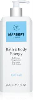 Marbert Bath & Body Energy telové mlieko pre ženy