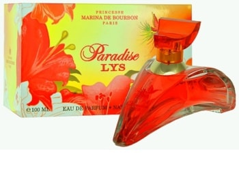 Marina de Bourbon Paradise LYS parfumovaná voda pre ženy 100 ml