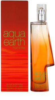 Masaki Matsushima Aqua Earth Homme toaletná voda pre mužov
