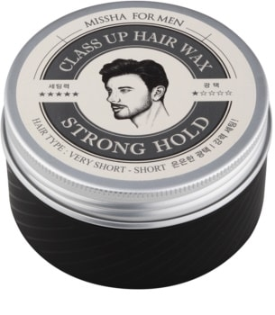 Missha For Men Class Up Hair Wax vosk na vlasy so silnou fixáciou