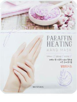 Missha Paraffin Heating parafínová maska na ruce