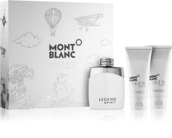 Montblanc Legend Spirit set cadou IV. pentru barbati
