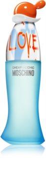 Moschino I Love Love eau de toilette da donna