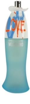 Moschino I Love Love toaletná voda tester pre ženy 100 ml