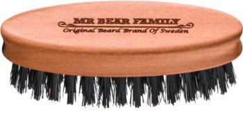 Mr Bear Family Grooming Tools spazzola da viaggio per barba