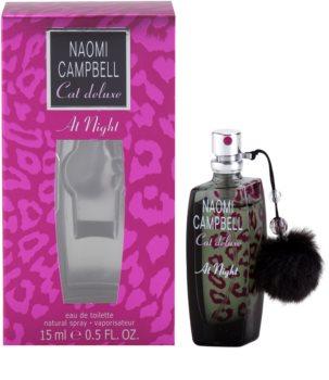 Naomi Campbell Cat deluxe At Night toaletná voda pre ženy