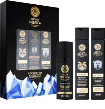 Natura Siberica For Men Only kozmetika szett I.