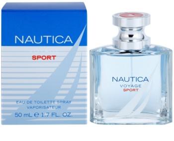 Nautica Voyage Sport toaletná voda pre mužov