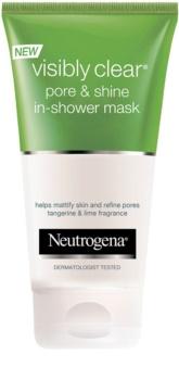 Neutrogena Visibly Clear Pore & Shine pleťová maska