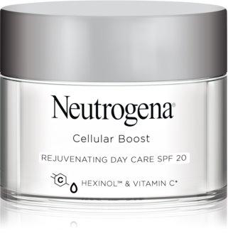 Neutrogena Cellular Boost omlazující denní krém SPF 20