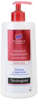 Neutrogena Norwegian Formula® Intense Repair intenzívne regeneračné telové mlieko pre suchú pokožku