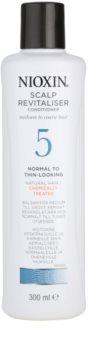 Nioxin System 5 ľahký kondicionér pre mierne rednutie normálnych až silných, prírodných aj chemicky ošetrených vlasov
