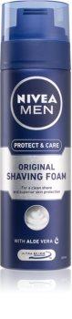 Nivea Men Protect & Care pěna na holení