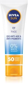Nivea Sun Anti - Wrinkle Sun Cream SPF 50
