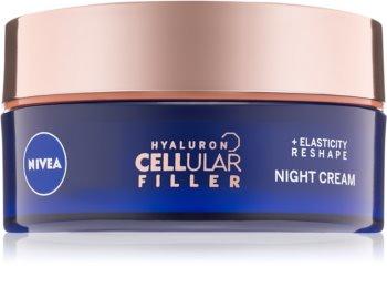Nivea Hyaluron Cellular Filler crema notte rimodellante
