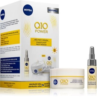Nivea Q10 Power kit di cosmetici V. (antirughe) da donna
