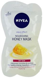 Nivea Aqua Effect maschera nutriente al miele