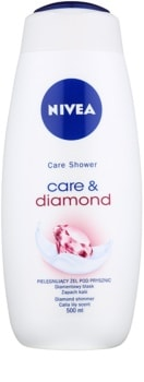 Nivea Care & Diamond gel doccia trattante
