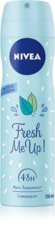 Nivea Fresh Me Up! antiperspirant